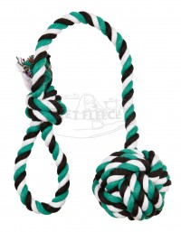 Multi-colour Rope and Ball Medium