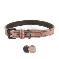 Luxury Leather Collar