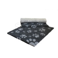 Non Slip - MultiPaw Pattern - Half Roll - 0.75m wide