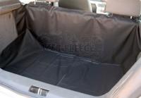 2 in 1 Waterproof Car Seat Cover Protector - Black