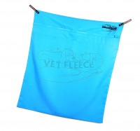 Vetfleece Laundry Bag - Sky Blue
