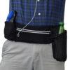Multi-Pocket Belt Being Worn