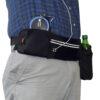 Multi-Pocket Belt Being Worn Side View