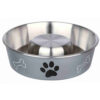 Slow Feeding Bowl 1 Litre Grey
